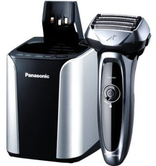 Panasonic Arc 5 shavers