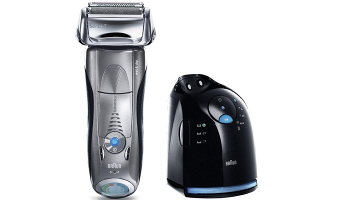 Braun Series 7 shavers