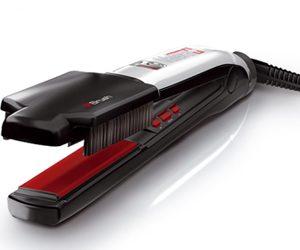 Valera 100/01 IS Swiss x brush and shine hair straighteners